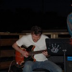 Soloing in the dark