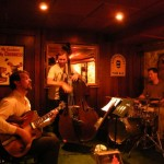 Gigging at the Crown Pub
