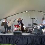Playing a set with Square Peg at the 2011 Donkey Creek Music Festival in Gillette Wyoming!