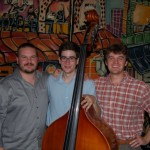 On tour with Ben and Garrett. This was from a '07 performance at the Afterthought.