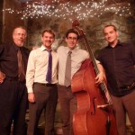From L to R: Kenny Everts, Me, Garrett Jones, Nathan McLeod.